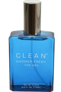 Clean Shower Fresh for Men by Clean is a Aromatic Spicy fragrance for men. Top notes are bergamot and lemon; middle notes are thyme, cardamon, nutmeg and mint; base notes are black tea and cedar.