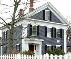 the exterior house trim on house windows helps for opening