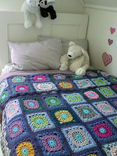 crochet blanket for Sander | Flickr - Photo Sharing!