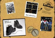 Limmer Boot Inc. another place that does custom boots.. again, some of the ugliest boots I've seen though...