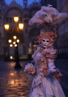 Itália, Veneza, Carnaval.