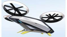 On-Demand VTOL Aircraft Developers Target Automotive Customer Base Drone Technology, Automotive Industry, Drones, Aviation, Aircraft, Target, Future, Future Tense, Air Ride