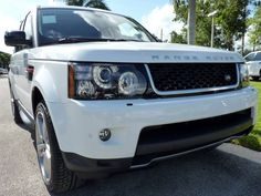 2013 Range Rover Sport Supercharged Limited Edition #LandRoverPalmBeach #LandRover #RangeRover http://www.landroverpalmbeach.com/