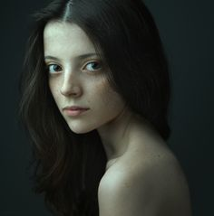 Portrait © by Dmitry Ageev