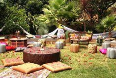 Ideas para una boda inspirada en Marruecos ¡Te encantará! | Bohemian ...