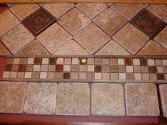 travertine subway tile backsplash designs Subway Tile with