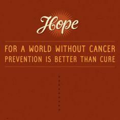 Causas y datos sobre diferentes tipos de cáncer. Nada sobre cáncer de ovario.