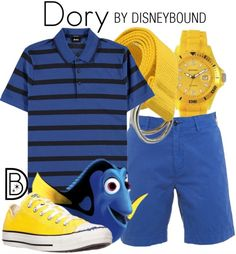 How to DisneyBound as Dory for Any Occasion