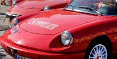 Do Plzně se chystají stovky vozů Alfa Romeo
