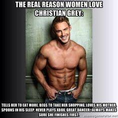 Reasons to like Christian