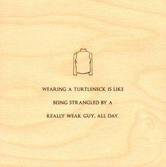 mitch hedberg quotes on wood by Kiersten Essenpreis