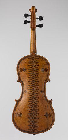 Violin, English or German, c. 1625