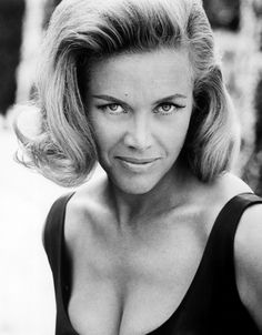 "Honor Blackman. Which Bond villain would you most like to encounter?  ""Pussy Galore.""—Michael Carl"