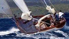 Spetses Classic Yacht Regatta 2015