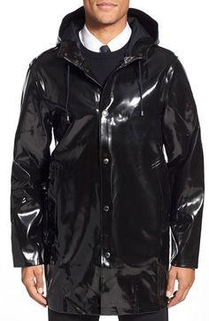 Stutterheim 'Opal' Coated Raincoat available at #Nordstrom