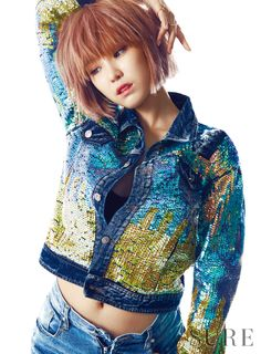 Secret Hyo Sung - Sure Magazine September Issue '15