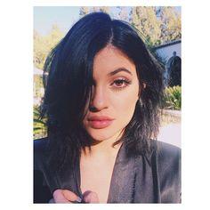 12 Times Kylie Jenner's Hair RULED via Brit + Co.