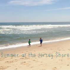 New Jersey and The Jersey Shore!