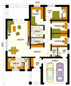Decyma 9 projekt domu