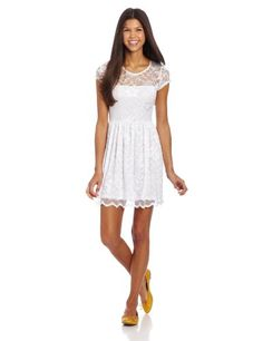 Jump Juniors D'orsay Lace Illusion Cap Sleeve Dress, White, 1/2 JUMP,http://www.amazon.com/dp/B00BY3GFW4/ref=cm_sw_r_pi_dp_.dg3rb19J930NA3Y