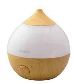 Electric Aromatherapy Essential Oil Diffuser Cool Mist Humidifier with LED Light and Auto Off Aromatherapy Diffuser, Essential Oil Diffuser, Essential Oils, Cool Mist Humidifier, Mists, Cool Things To Buy, Healthy Living, Electric, Queen