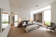 A sophisticated yet modern organic design with entertainment options to suit everyone.