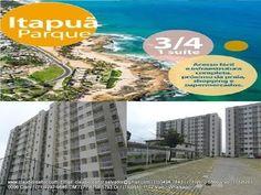 Itapuã Parque, Salvador, Apartamento 3 Quartos, 2 Quartos, Queiroz Galvão