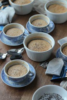 English Teatime Pudding Cakes #AmericasTea | Baking a Moment