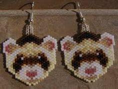 「guinea pig perler bead」の画像検索結果