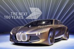 Немецкий #автоконцерн #BMW отмечает свое 100-летие. По этому случаю немецкий #автопроизводитель показывает в своей штаб-квартире в #Мюнхене разработанный ею #концепт #автомобиля #Vision #Next 100 — представление компании о том, какими могут стать автомобили в ближайшие 100 лет. Выглядит созданный концепт действительно очень #футуристично.  Если присмотреться к автомобилю внимательно, то можно заметить узнаваемую черту всех автомобилей BMW.