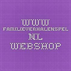 familieverhalenspel (tip van Angelique)