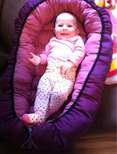 Kurz etwas über Emma Rosenrot´s Babynest  Materialien Für das Babynest verwendest du am besten ausschließlichStoffe aus Naturfasern wie Baumwolle, Leinen oder Schurwolle. Wegen ihrer natürl…