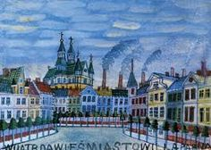 Prague Spring, Naive Art, Coming Of Age, Outsider Art, The Good Old Days, Art History, Poland, Folk, Paintings