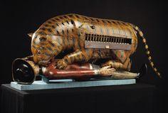 オッさんのTumblr. — historical-nonfiction:  Tipu's Tiger, a life-size,...