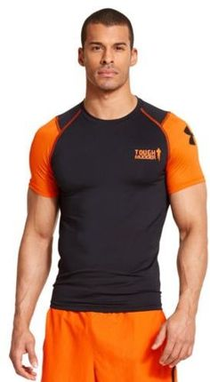 Under Armour Men's Tough Mudder Obstacle Compression Short Sleeve on shopstyle.com