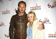 "Alexander Skarsgard and Margot Robbie in Tarzan– ""He's naked..."