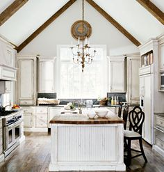McClean Showhouse kitchen by David Mitchell Southern Accents