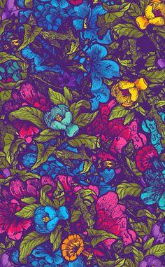 Resultado de imagem para flores tumblr wallpaper