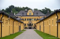 Hellbrun Palace www.ustoa.com #TravelTogether