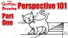 One Point Perspective - Perspective 101 part 1 with Shoo Rayner