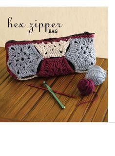 Crochetemoda: Carteira de Crochet