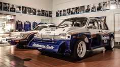 Metro 6R4. Make the Renault 5 turbo 2 look like a toy car. Group B Rally Car.