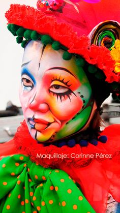 Corinne Pérez en la Make Up Forever Academy en Shangai