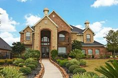 A look at another beautiful, Firethorne home!