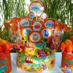 #Torta #golosinera #souvenir #candybar
