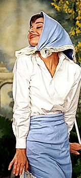 Audrey Hepburn Animated GIFs (3)