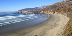 North view over Sand Dollar Beach.- The Best of Big Sur: Hiking, Camping, Beaches, and Waterfalls