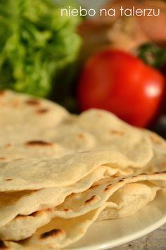 niebo na talerzu: Przepis na domowe tortille