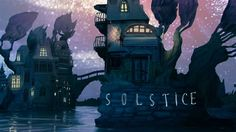Summer solstice, the shortest night in a year, is celebrated by a jolly bunch of family, who hasn't seen each other for a long time.   It took one year to make,…