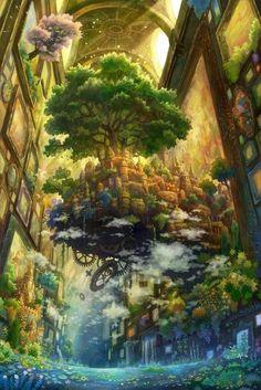 風景 イラスト - Google 検索